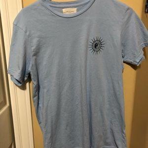 Other - Light blue ying yang shirt